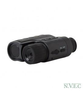 Монокуляр ночного видения Firefield N-Vader цифровой 1-3x, цвет - черный, чехол, блистер (тип питания 4шт. АА)