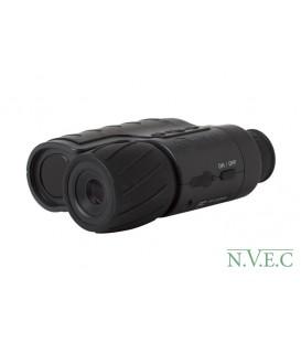 Монокуляр ночного видения Firefield N-Vader цифровой 3-9x, цвет - черный, чехол, блистер (тип питания 4шт. АА)
