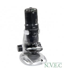 Цифровой микроскоп Celestron Amoeba (grey)