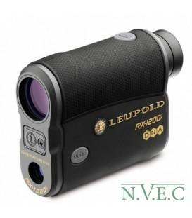 Лазерный дальномер Leupold RX- 12000 i с DNA компакт 6х22, чёрный 119359