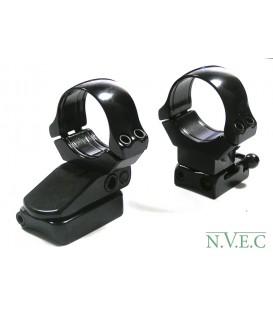Быстросъемный поворотный кронштейн EAW на Benelli Argo (диам.30мм, BH 19mm,вынос 26мм) 304-05273