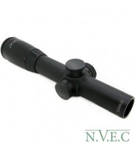 Оптический прицел BSA Advance 1.5-6х42 IRG430, 30 mm, P-Flex, подсветка