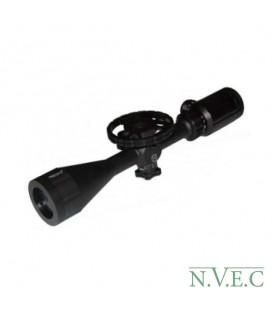 Оптический прицел BSA Stealth Tactical Range 4-16х44 IR, Mil-Dot, подсветка
