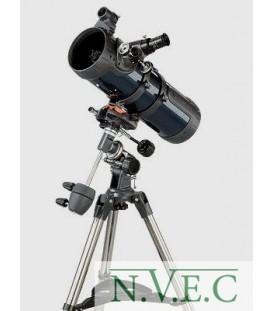 Телескоп Celestron AstroMaster 114 EQ (31042)