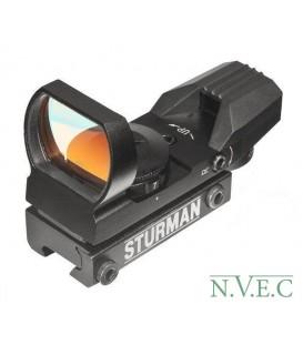 Коллиматорный прицел Sturman  OPEN (на планку 12mm)