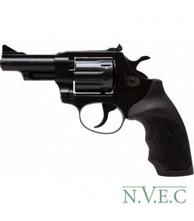 Револьвер флобера Alfa mod. 431 4 мм ворон/пластик