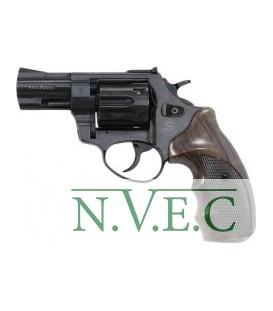 "Револьвер флобера STALKER 4 мм 2,5"" коричн. рук."