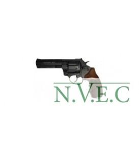 "Револьвер флобера STALKER 4 мм 4,5"" коричн. рук."