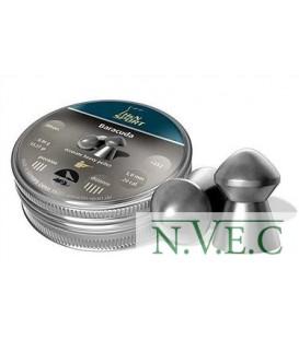Пули пневматические H&N Baracuda 200шт/уп, 1,37 г 5,5 мм