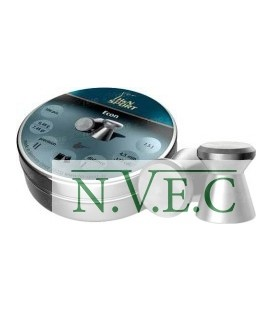 Пули пневматические H&N Econ 500 шт/уп, 0,48 г 4,5 мм