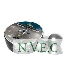 Пули пневматические H&N FT Trophy Green 300 шт/уп, 0,36 г, 4,5 мм