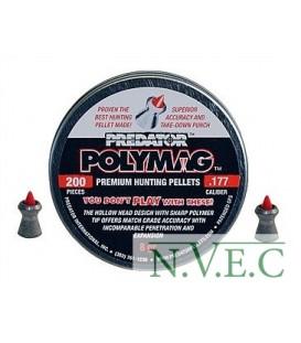 Пули пневматические JSB Polymag 4,5 мм