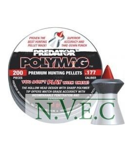 Пули пневматические JSB Polymag 5,5 мм