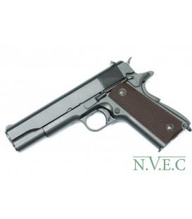 Пистолет пневматический KWC Colt 1911 4,5 мм Blowback!