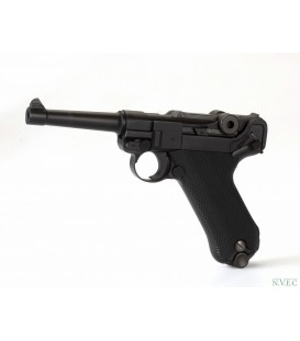 Пистолет пневматический KWC Luger P-08 4,5 мм Blowback!