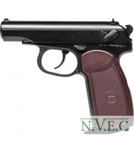 Пистолет пневматический  KWC Makarov Blowback