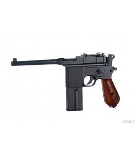 Пистолет пневматический SAS Mauser M.712 4,5 мм Blowback!