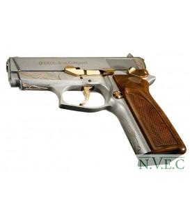 """Пистолет стартартовый EKOL """"ARAS COMPACT"""" 9мм (серый)"""