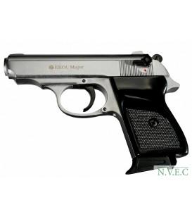 """Пистолет стартартовый EKOL """"MAJOR"""" 9мм (серый)"""