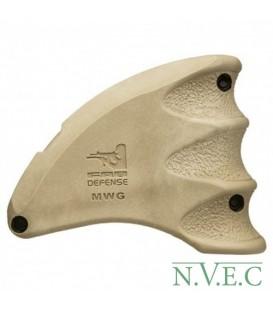 Накладка FAB Defense на шахту магазина AR15/M16 ц:desert tan (coyote tan)