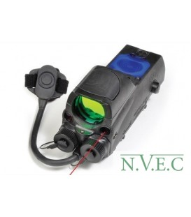 Коллиматорный прицел Meprolight MOR колл. c инфракр, с целеук. линза 30 мм