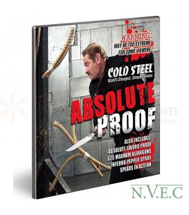 DVD диск Cold Steel Absolute Proof
