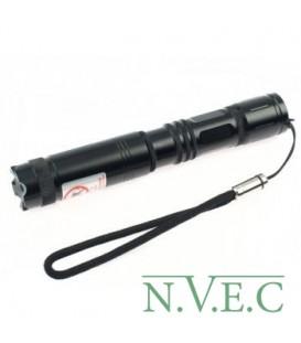 Зеленый лазер BOB Laser BGP-2009A (532nm, 100mW, 1xCR123A)