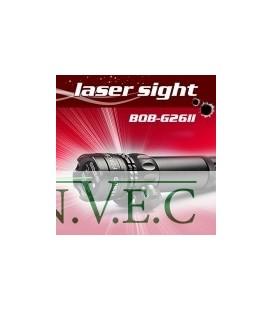 Зеленый лазерный целеуказатель BOB Laser BOB-G26-II 5mW (532nm, 1xCR123A)