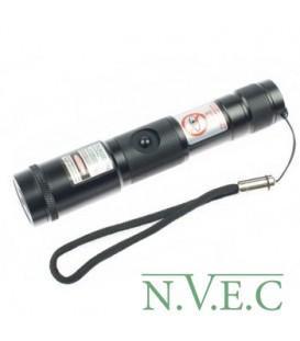Зеленый лазер, фокусируемый BOB Laser BGP-3998 (532nm, 200mW, 1xCR123A)