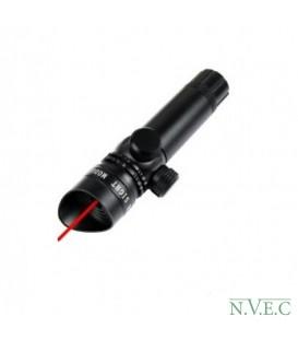 Красный лазерный целеуказатель BOB Laser BOB-R26-III 5mW (650nm, 1xCR123A)