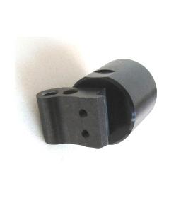 Переходник «Шарнир СВД-С» зуб сталь 40Х, розетка сплав Д16Т, мсса 120 гр