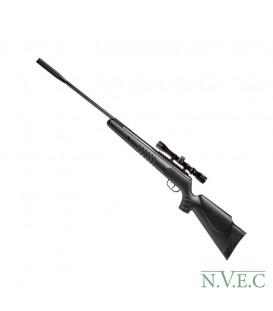 Пневматическая винтовка Crosman Nitro Venom Dusk / дерево (початк.шв. 305 м/с, прицел 3-9х32) Газова пруж.