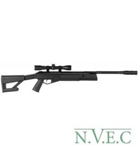 Пневматическая винтовка Crosman TR 77 (пластик, ортопед.прикл, 305 м/с, прицел 4х32)