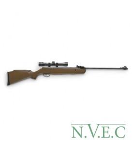 Пневматическая винтовка Crosman  Vantage NP  (газова пружина, дерево, 305 м/с., ласт.хвост)