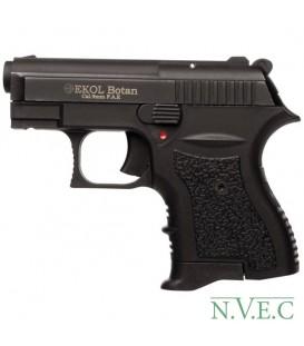 Пистолет стартартовый Ekol BOTAN  (6 патронів +1) чорний