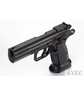 Пистолет пневматический KWC KMB88AHN (130 м/с, саундмодератор, Blowback)