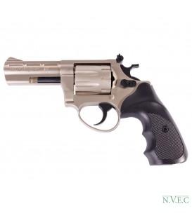 Револьвер флобера ME 38 Magnum 4R никель, пластик. рукоятка, 241189, 4 мм
