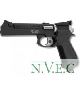 Пистолет пневматический Baikal MP-651K 4,5 мм (пист.компл.)