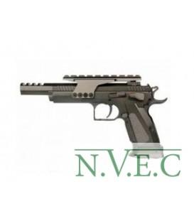 Пистолет пневматический KWC Tanfoglio Gold Custom 4,5 мм Blowback!