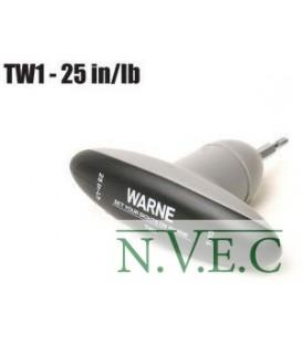 Отвёртка динамометрическая Warne TW1 (бита T15)