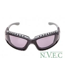 Очки защитные Bolle Tracker з дымчатыми линзами (TRACPSF)