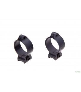 Кольца Talley для Weatherby сталеві 30mm Matte Med (TRFSMM3)