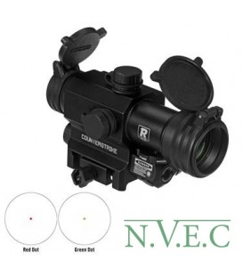 Прицел коллиматорный Redfield Counterstrike 1x30mm Red Dot Sight Matte (117850)