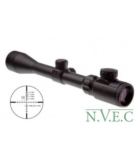 Оптический прицел NcStar 3-9x40 P4 Sporting Scope SEEFB3940G