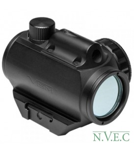 Коллиматорный прицел NcStar Red Laser Green Dot VDGRLB