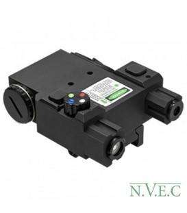 Лазерный целеуказатель NcStar 4 цвета VLG4NVQRB