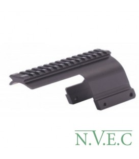 Крепление переходник к Benelli Nova Shotgun Mount 12GA SUN OPTICS SM4305