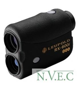 Лазерный дальномер Leupold RX- 600i с DNA компакт 6х23, чёрный