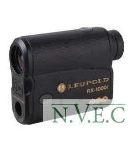 Лазерный дальномер Leupold RX-1000i компакт 6x22, до 915 м, чёрный/серый (112178)