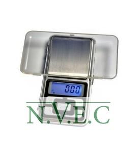 Весы карманные электронные Pocket Scale MH-100 100гр (погрешность 0,01гр)